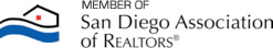 Member of San Diego Association of Realtors